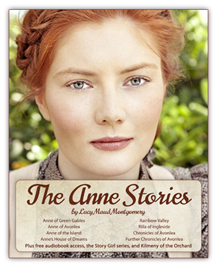 Anne of Green Gables for Kindle